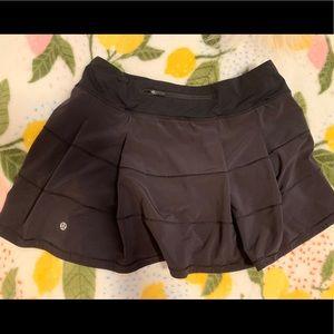 Lululemon pace revival skirt